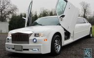 Rolls-Royce Phantom Limousine 7 Car Background