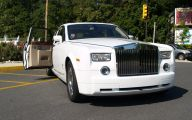 Rolls-Royce Phantom Limousine 8 Car Background