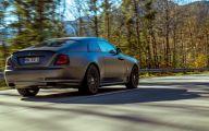 Rolls Royce Wraith 12 Car Desktop Background