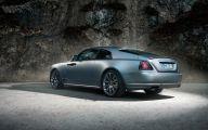 Rolls Royce Wraith 14 Car Desktop Background