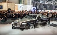 Rolls Royce Wraith 16 Desktop Wallpaper