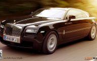 Rolls Royce Wraith 25 Background Wallpaper