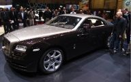 Rolls Royce Wraith 33 Desktop Wallpaper