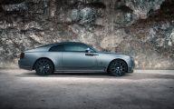 Rolls Royce Wraith 35 Car Background