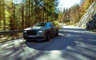 Rolls Royce Wraith 4 Wide Car Wallpaper