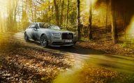 Rolls Royce Wraith 8 Car Background
