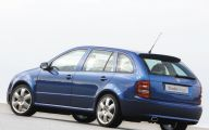 Skoda Fabia 15 Wide Car Wallpaper
