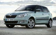 Skoda Fabia 2 Car Hd Wallpaper