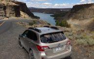 Subaru Outback 13 Widescreen Car Wallpaper