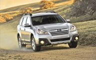 Subaru Outback 2 Background Wallpaper
