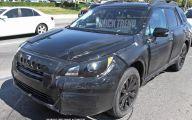 Subaru Outback 33 Widescreen Car Wallpaper