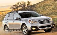 Subaru Outback 4 Free Car Wallpaper