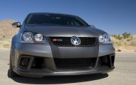 Volkswagen Jetta 2 Widescreen Car Wallpaper