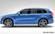Volvo All New Xc90 10 Wide Car Wallpaper