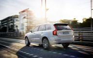 Volvo All New Xc90 18 Background Wallpaper