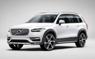 Volvo All New Xc90 8 High Resolution Car Wallpaper