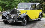 Yellow Rolls-Royce 23 Wide Car Wallpaper