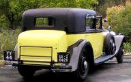 Yellow Rolls-Royce 39 Widescreen Car Wallpaper