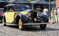 Yellow Rolls-Royce 4 Cool Hd Wallpaper