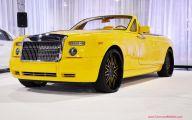 Yellow Rolls-Royce 5 Free Hd Car Wallpaper