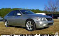 2002 Lexus Is 300 3 Widescreen Car Wallpaper