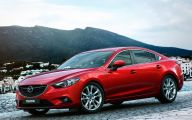 2015 Mazda Lineup 4 Widescreen Car Wallpaper