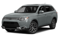 2015 Mitsubishi Outlander Es Fwd 12 Wide Car Wallpaper
