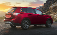 2015 Mitsubishi Outlander Es Fwd 24 Car Hd Wallpaper