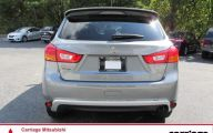 2015 Mitsubishi Outlander Es Fwd 35 Widescreen Car Wallpaper