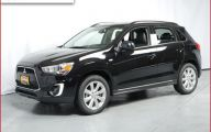 2015 Mitsubishi Outlander Sport Awd 37 Widescreen Car Wallpaper