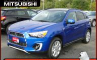 2015 Mitsubishi Outlander Sport Awd 4 Widescreen Car Wallpaper