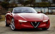 Alfa Romeo 4C Cost 17 Car Background