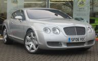 Bentley Used Cars 4 Car Desktop Background