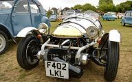 Citroen 2Cv Engine 2 Free Car Wallpaper
