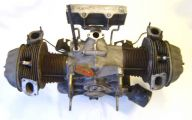 Citroen 2Cv Engine 23 Car Background