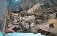 Citroen 2Cv Engine 32 High Resolution Car Wallpaper