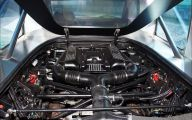Citroen 2Cv Engine 4 Car Background