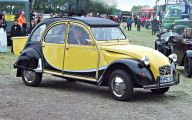 Citroen 2Cv Engine 41 Desktop Wallpaper