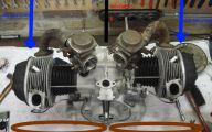 Citroen 2Cv Engine 42 Free Hd Car Wallpaper