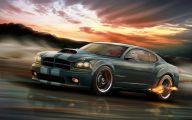 Dodge Cars 29 Background Wallpaper