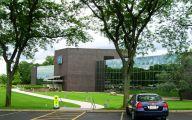 Mercedes Benz Usa Headquarters 17 Car Background