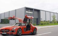 Mercedes Benz Usa Headquarters 35 Car Background