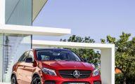 Mercedes Benz Usa Headquarters 8 Car Background