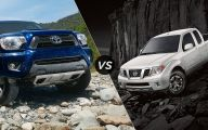 Nissan Frontier Vs Toyota Tacoma 23 High Resolution Car Wallpaper