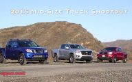 Nissan Frontier Vs Toyota Tacoma 39 Wide Car Wallpaper