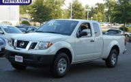 Used Nissan Frontier Truck 16 Background Wallpaper