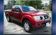 Used Nissan Frontier Truck 24 Background Wallpaper