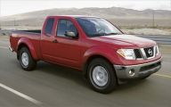 Used Nissan Frontier Truck 7 Widescreen Car Wallpaper