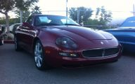 2004 Maserati Coupe 1 Car Hd Wallpaper