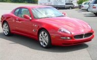2004 Maserati Coupe 12 High Resolution Car Wallpaper